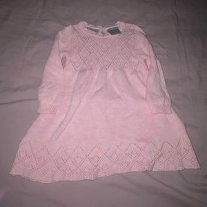 Infant Knitted Dress